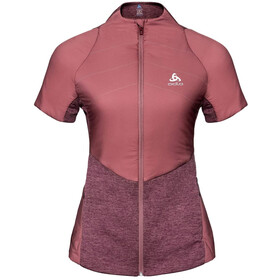 Odlo Millenium S-Thermic Chaleco Mujer, roan rouge